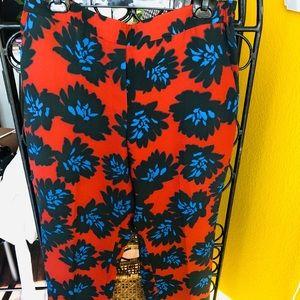 J. Crew Pants & Jumpsuits - Floral pants